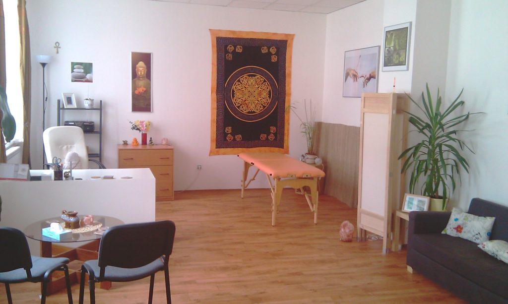 Učebna | ZÁZRAKY DUŠE - Masérské kurzy Ostrava
