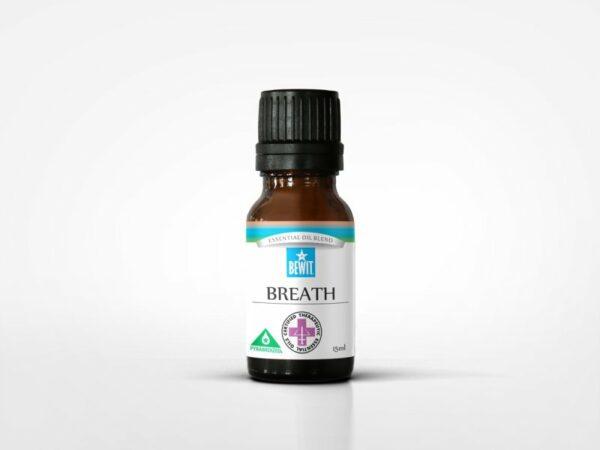 BEWIT BREATH - Dýchám -15 ml