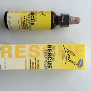 RESCUE® Remedy - kapky (20ml) -bez obsahu alkoholu