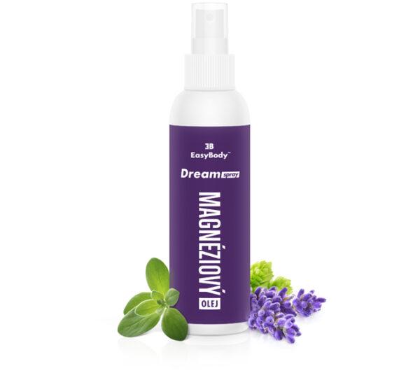 Magnéziový Olej Spray Dream 150 ml